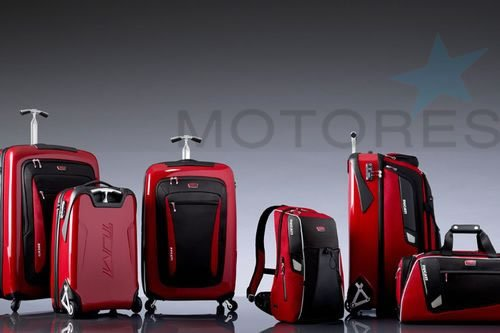 Ducati Tumi Luggage Motoress
