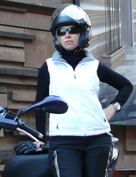Heated Motorcycle Vest - MOTORESS