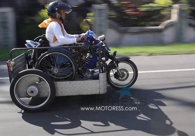 Jakarta to Bali on Modified Motorcycle - MOTORESS