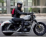 Harley Davidson Iron 883 Solo Sportster Good Beginnings