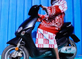 Kesh Angels Photo Exhibit Tribute to Women Bikers Marrakesh