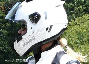 Schuberth SR1 Helmet Review Light Fit for Women