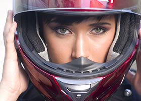 Buying a Motorcycle Helmet - Finding the Right Fit