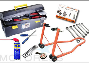 Motorcycle Tool Box Basics for Daily Ride Needs