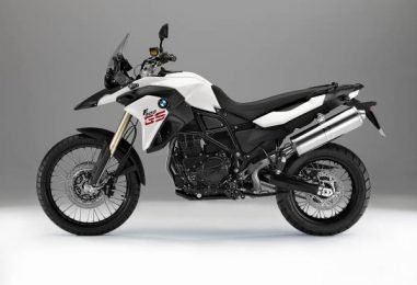 BMW F700GS the Motorcycle to Take You Anywhere