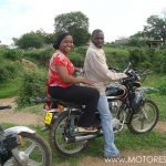 Health by Motorbike Helping Women and Girls