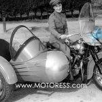 Dot Robinson Motor Maids Woman Rider Legend