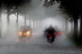 Tips for Riding Your Motorcycle in Heavy Rain