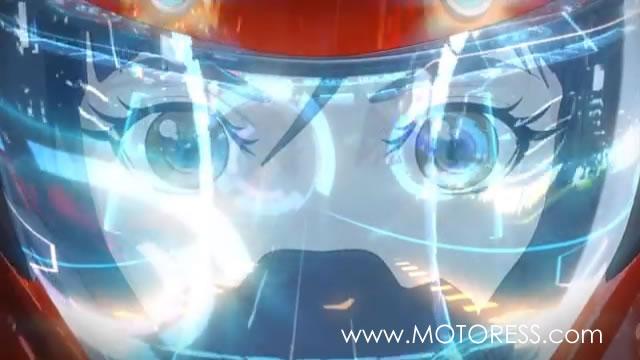 Yamaha Motorcycle Anime Series on MOTORESS