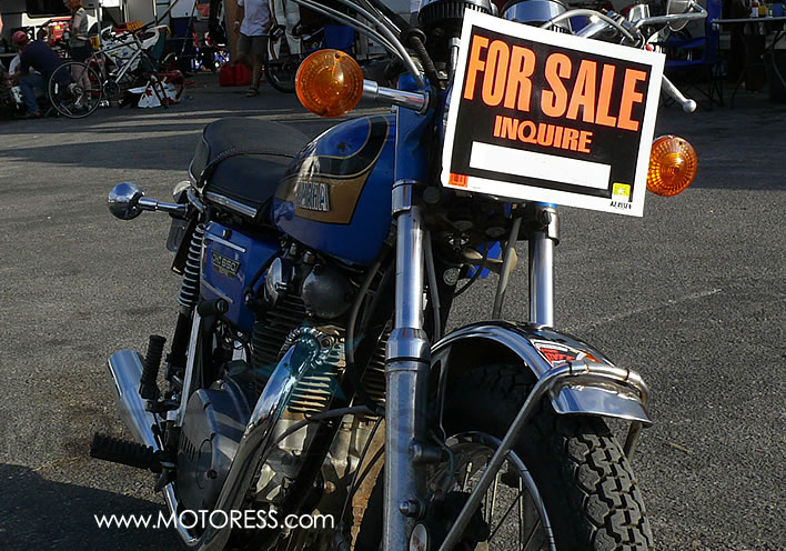 Guide To Buying a Used Motorcycle on MOTORESS