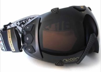 GPS Goggles Could Also Transcend to Motorcycle Helmet Visors?