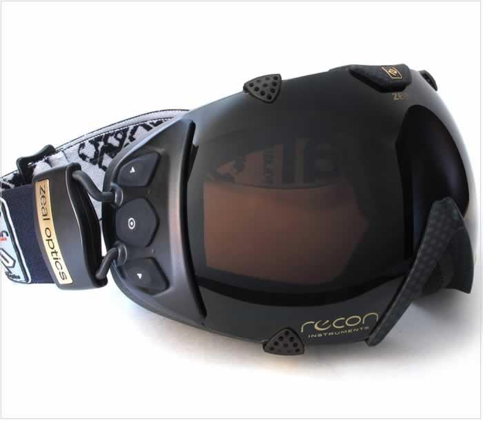GPS Goggles - MOTORESS