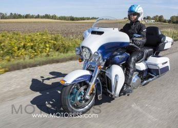 Harley-Davidson Electra Glide Ultra Classic Low – Easier Big Bike Touring