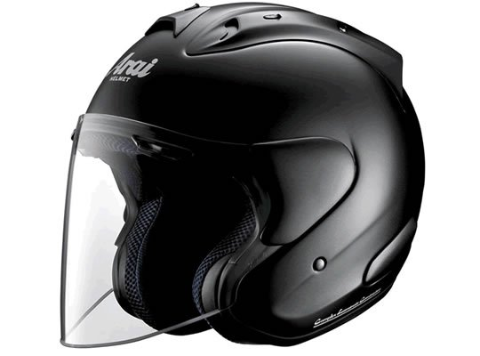 arai ram 3 open face helmet woman motorcycle enthusiast magazine motoress. Black Bedroom Furniture Sets. Home Design Ideas