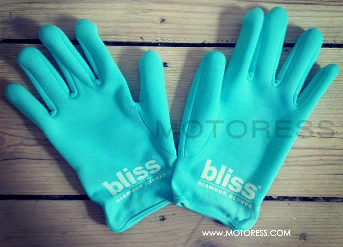 Bliss Gloves on MOTORESS