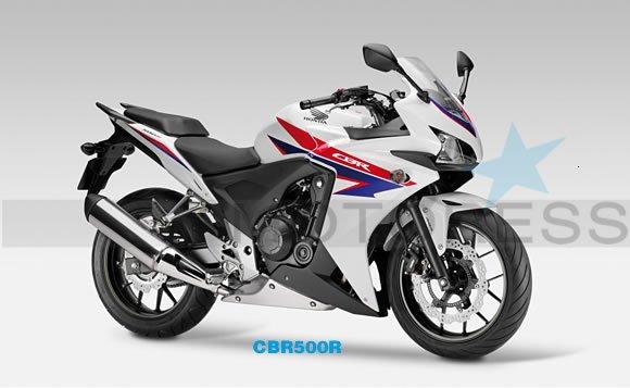 CB500R-2013 Honda Motorcycle