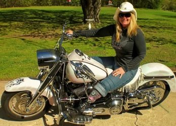 Disabling Motorcycle Crash Taught Cathryn Hammes How to Live
