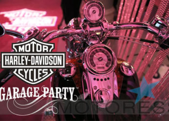 Harley-Davidson Garage Party Events for Women