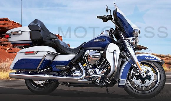 Harley-Davidson Electra Glide Ultra Classic Low- MOTORESS
