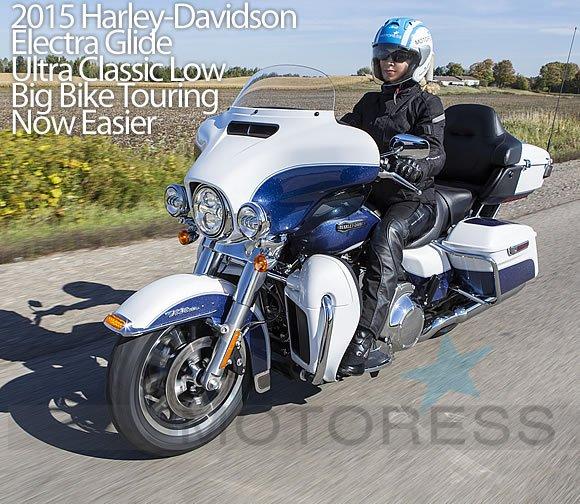 Harley-Davidson Electra Glide Ultra Classic Low - MOTORESS