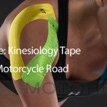 KT Tape: Kinesiology Tape for the Long Motorcycle Road