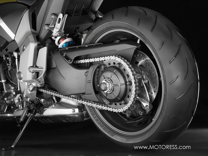 Your Motorcycle Chain Maintenance on MOTORESS