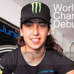 Maria Herrera Motorcycle Racer Takes Wild Card MotoGP Spain