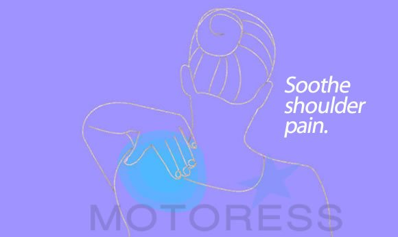 Soothe Rider Neck MOTORESS