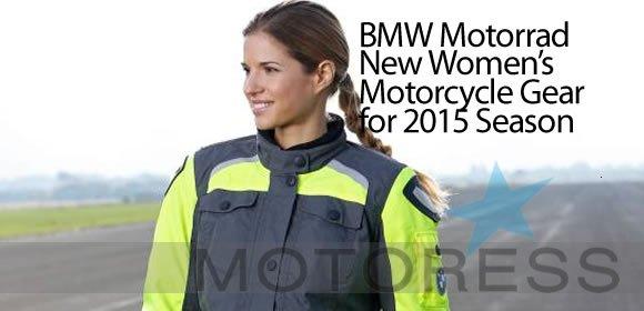BMW MOTORRAD GEAR 2015