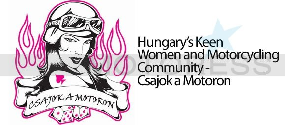 Csajok Womens Club on MOTORESS
