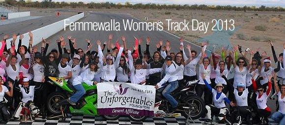 Femmewalla Track Day