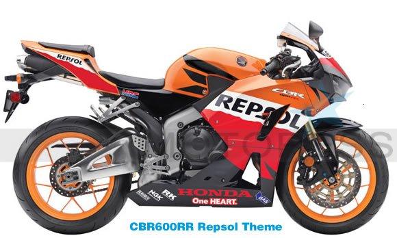 CBR600RR-2013 Honda Motorcycle repsol-6