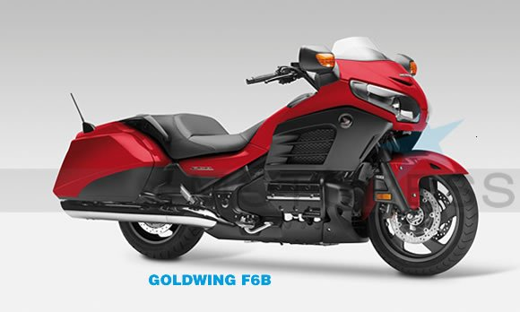 honda 2013 Goldwing