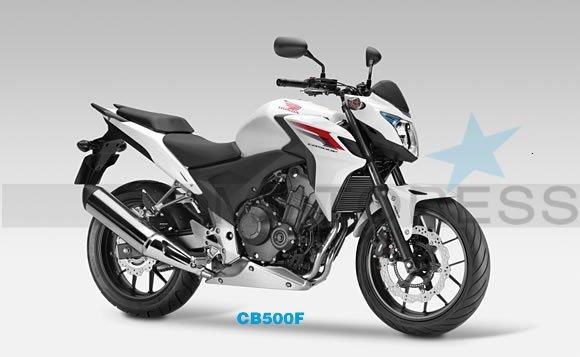 Honda CB500F-2013 Honda Motorcycle