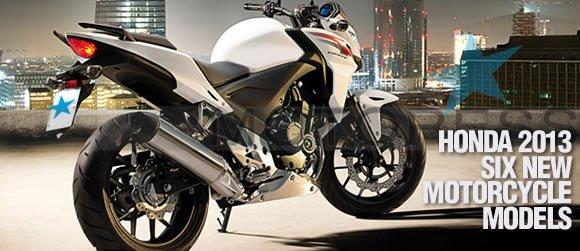 Honda 2013 Models