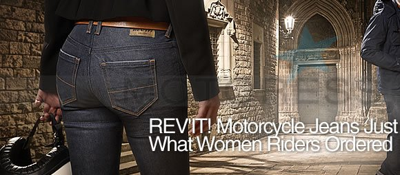 REV'IT! Sport Women's Motorcycle Jean - MOTORESS