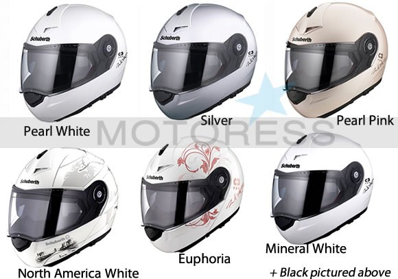 Motoress Schuberth C3Pro Helmet