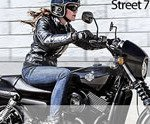 Harley-Davidson Street Motoress