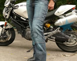 Draggin Minx Ladies Motorcycle Jeans Review