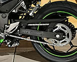 Motorcycle Chain Maintenance and Care