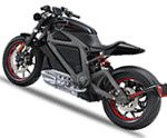 Harley-Davidson LiveWire Motoress
