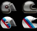 Ruby Helmets BMW