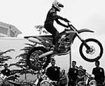 Stunts on Motoress