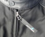 Zipper Pull Motorcycle Gear