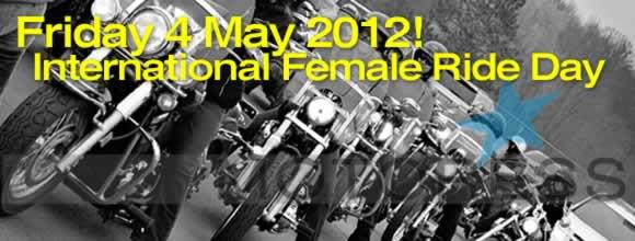 IFRD 2012 Women Motorcycle Riders
