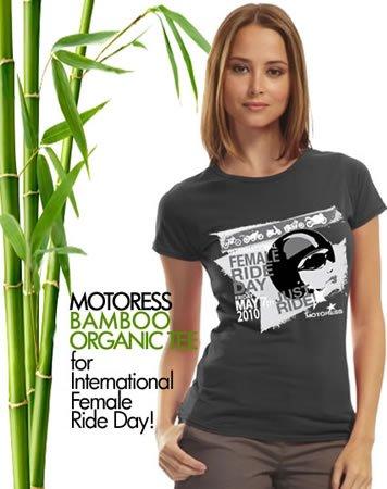 IFRD 2010 Woman Rider Tshirt