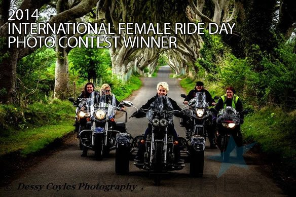Female Ride Day 2014