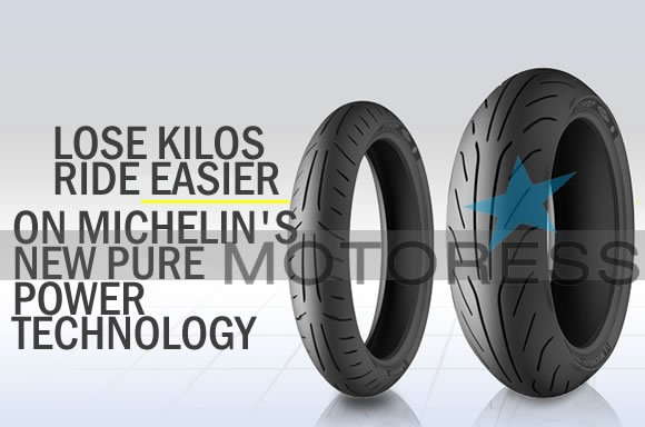 Michelin tire women and motorcycles motoress