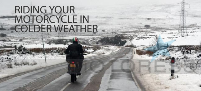 Riding Your Motorcycle in Colder Weather on MOTORESS