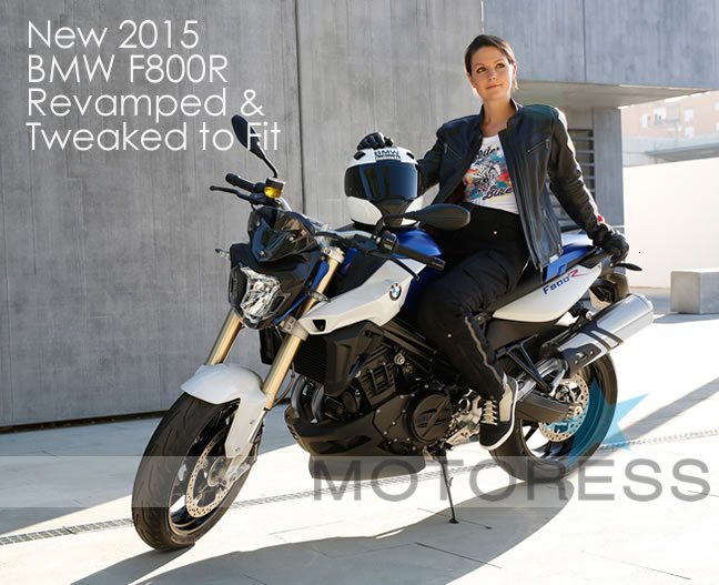 Motorcycles for Women on MOTORESS